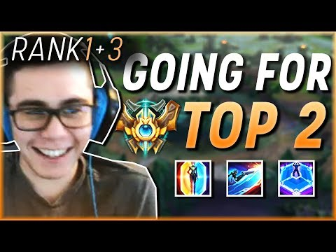 TFBlade | GOING FOR TOP 2 RANKS IN NA!!! //NA Rank 1 & 3