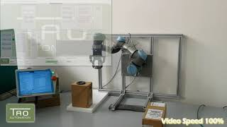 UR3 Socket Control Example