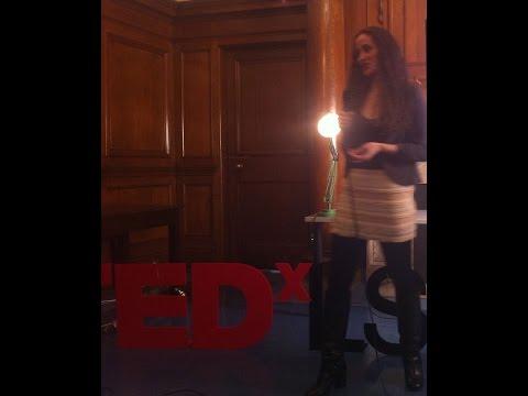 TEDxLSE talk by Flynn Coleman