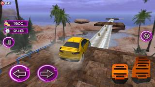 Impossible Car Stunt Driver 3D - Car Simulation Games - Android Gameplay FHD