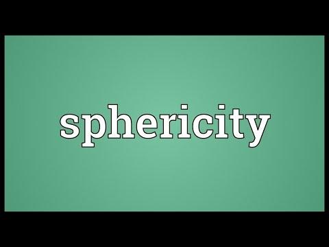 Header of sphericity