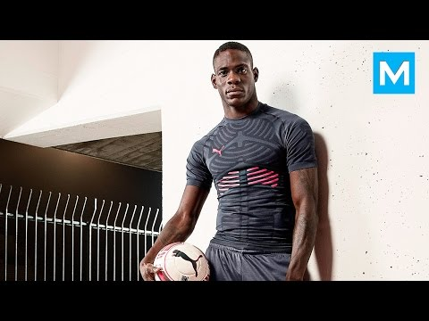 Mario Balotelli Football Training | Muscle Madness