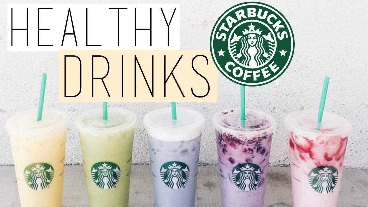 What To Drink At Starbucks Low Calorie
