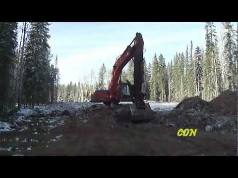 Oilfield Construction Clip Trip