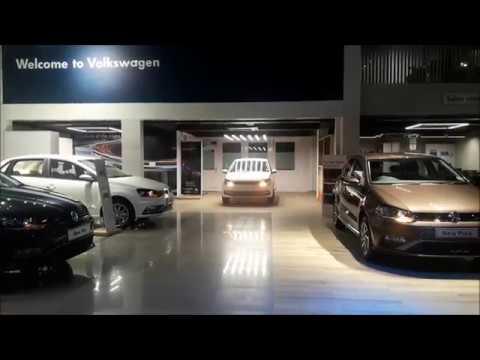 Volkswagen Presents India's First Studio Showroom