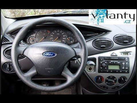 C 243 Mo Quitar El Airbag Del Volante Ford Focus Mk1 Youtube