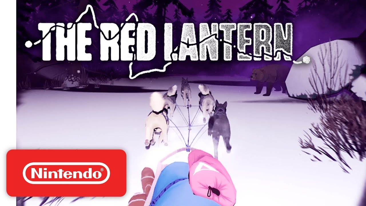 The Red Lantern Announcement Trailer Nintendo Switch Youtube