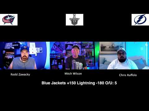 Tampa Bay Lightning vs Columbus Blue Jackets 8/15/20 NHL Pick and Prediction Stanley Cup Playoffs