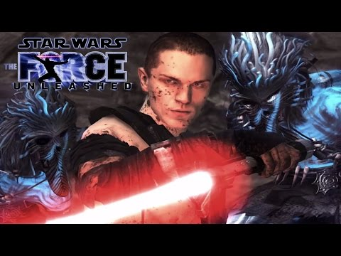 Star Wars: The Force Unleashed: All Cutscenes/ Full Movie PC 1080p