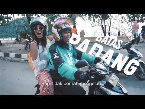 GOJEK Di Padang Bareng Kadek Arini