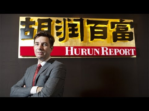 "LIVE: Founder of ""Hurun China Rich List"" and his Chinese Dream"
