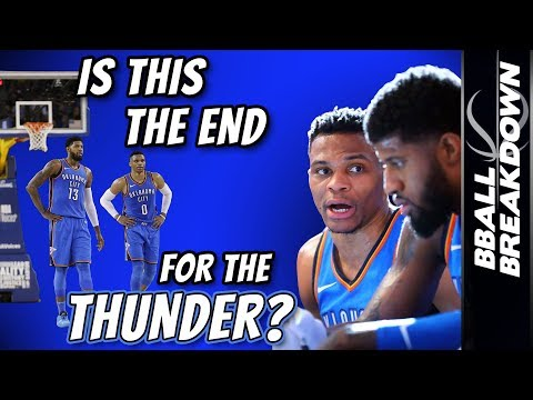Is This THE END For The THUNDER?