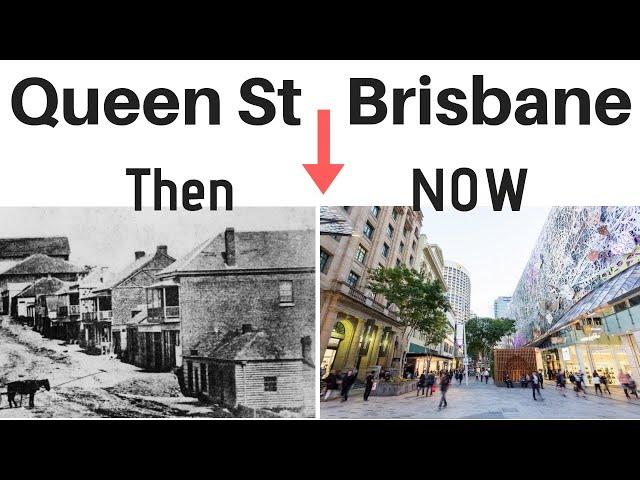 Brisbane Rare Photos - Never Seen Before Photos of Brisbane, Qld. Australia