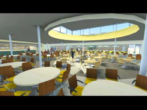 lindbergh high school cafeteria expansion