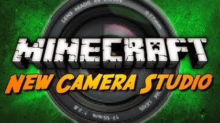 Minecraft Mod Review: NEW CAMERA STUDIO! (In-Game Recording, Advanced 3rd Person, & More!)