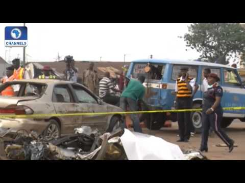 Diplomatic Channel: Multi-National Joint Task Force's Impact On Boko Haram - 08/06/15 Pt 1