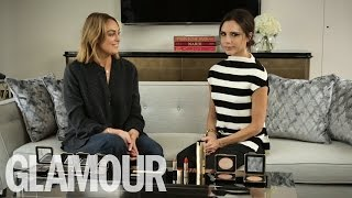 Victoria Beckham talks the Beckham Boys, Cruz & Harper's Love of Beauty | Beauty Talk | Glamour UK
