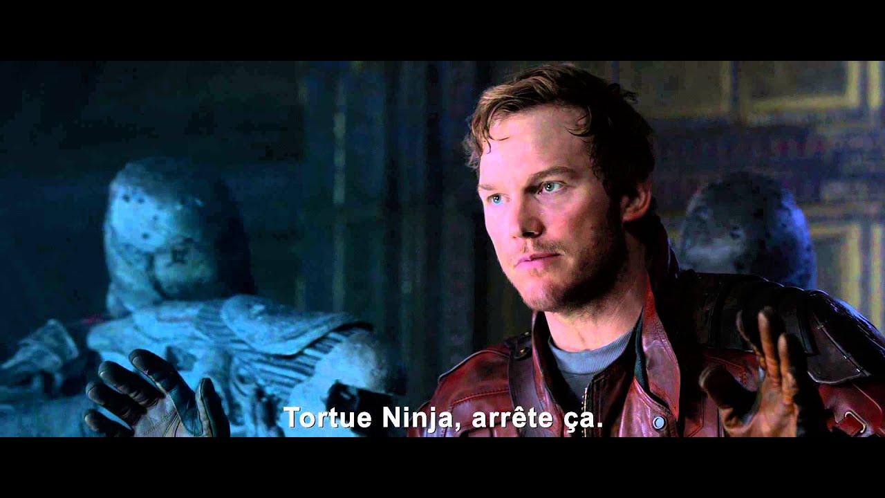 Les Gardiens de la Galaxie – Extrait : Mon nom est Peter Quill