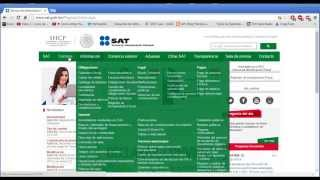 Solución Validador Facturas Electrónicas (SAT) - Java 8 / Chrome FireFox Acceso al sistema del SAT