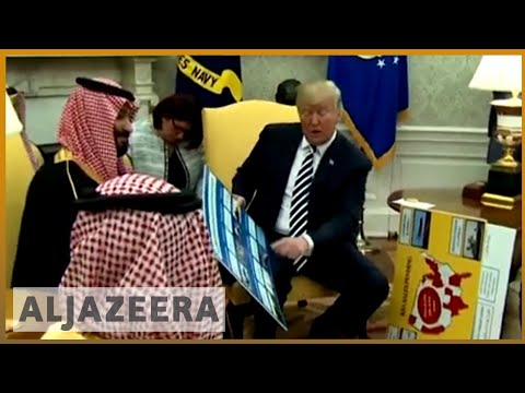 🇺🇸 Trump disputes CIA findings that MBS ordered Khashoggi murder | Al Jazeera English