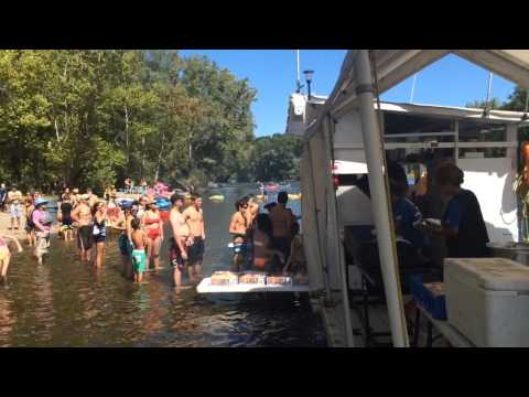 Delaware River Tubing A Ride With Greg Crance
