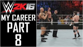 WWE 2K16 - My Career - Let