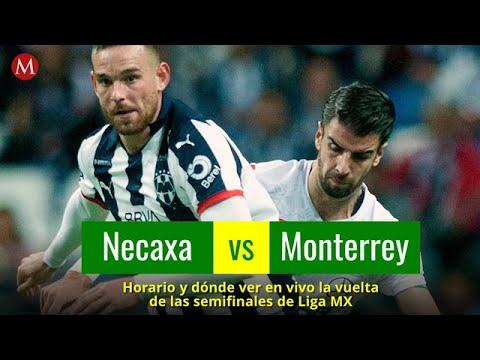 Sigue En Vivo la Semifinal de Vuelta, Nexaca vs Monterrey