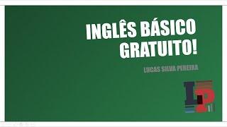 Curso de inglês básico gratuito no canal LP idiomas
