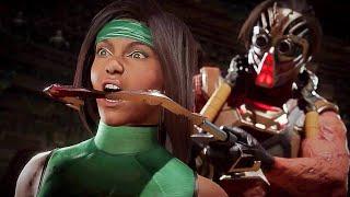 Mortal Kombat 11 All Fatalities On Klassic Jade