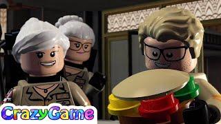 #LEGO Ghostbuster 2016 Complete 100% Walkthrough #6 The Final Showdown (Minikits, Paul Feig Rescued)