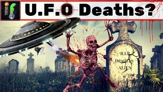 UFOs have been captured on camera, aliens autopsies have been shown...