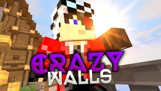 Minecraft Crazy Walls: solo normal + lucky mode