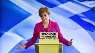 Nicola Sturgeon ready to make Jeremy Corbyn the next Prime Minister if there is a hung Parliament