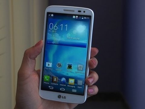 LG shrinks it down with the G2 Mini smartphone