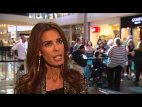 """Days of Our Lives: Kristian Alfonso """"Hope Williams Brady""""  Las Vegas 2014  Event"""
