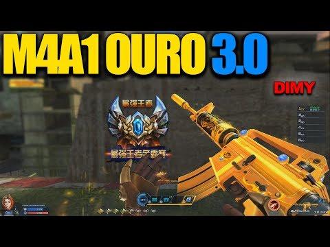 Blood Strike: M4A1 Ouro 3.0  (Com Especial No Modo Aventura)