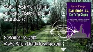 Walter Bosley on Disneyland and Latitude 33 - November 10, 2018