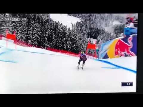 Europacup Downhill Kitzbühel - Christopher Hörl