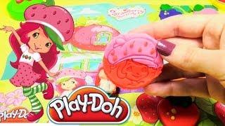 Play Doh Strawberry Shortcake And Friends Playdough Kit Hasbro Toys