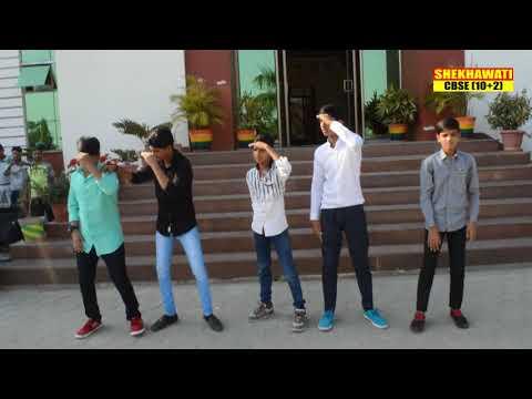 Students Dance | Morning Assembly | Shekhawati School