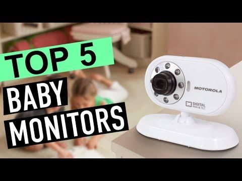 best-5:-baby-monitors