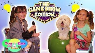 Zoey & Zara Game Show: Episode 1