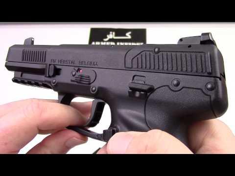 FN Herstal Five seveN 5.7X28 LEO MKII Review