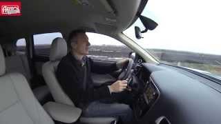 Примеряем на себя: Mitsubishi Outlander PHEV