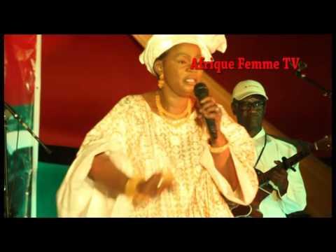 Nahawa Doumbia chante Thomas Sankara