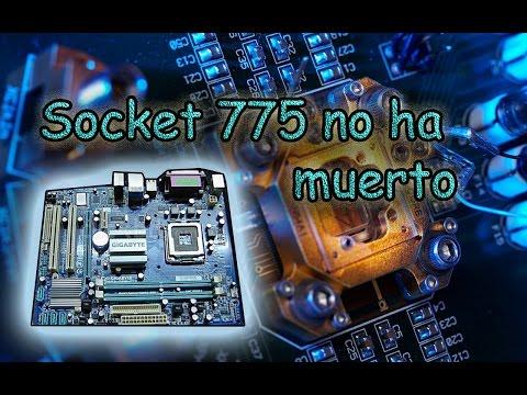 Gigabyte g41m-ES2L El socket 775 no ha muerto, mejora tu PC!