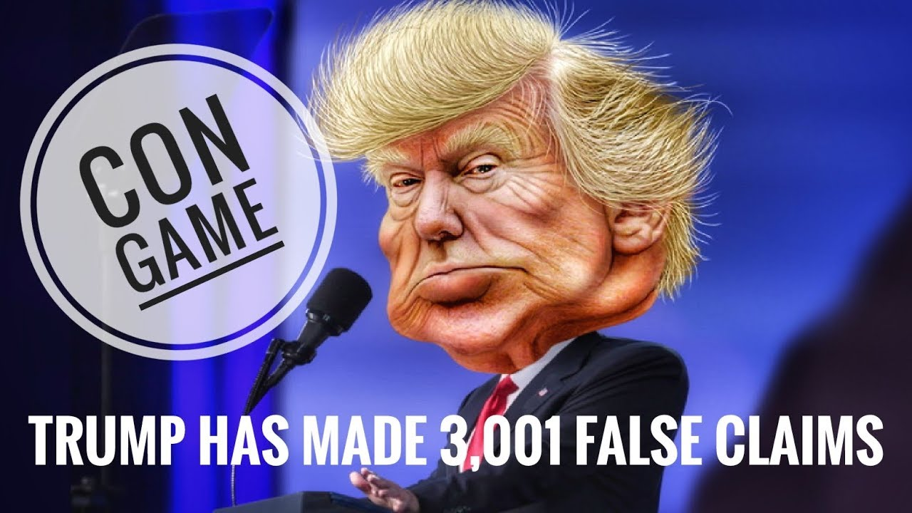Trump's Lies And False Claims Here's The Truth