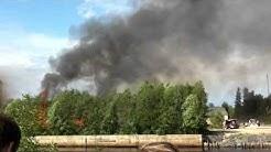 Vaasan Höyrymyllyn tulipalo