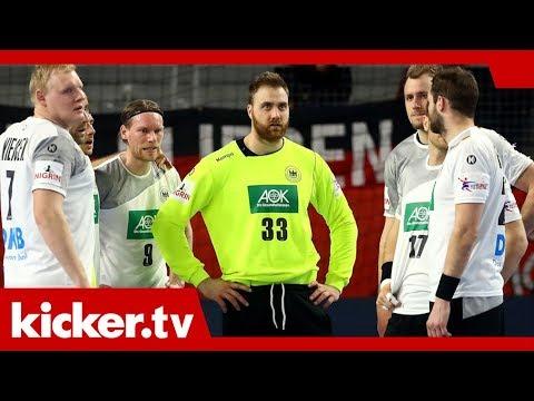 """""""Katastrophales Turnier"""": EM-Aus für das DHB-Team"""