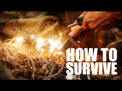 How to Survive Like A Marine - Fire Edition